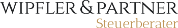 WIPFLER & PARTNER Steuerberater PartG mbB Logo